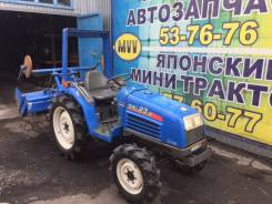 Iseki. SIAL 23 японский трактор без пробега в наличии в Хабаровске, 1 365 куб. см.