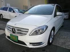 Mercedes-Benz B-Class. вариатор, передний, 1.6, бензин, 21 000 тыс. км, б/п. Под заказ