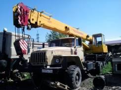 Урал Ивановец. УРАЛ 4320, 14 861 куб. см., 25 000 кг., 22 м.
