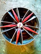 Red Wheel. x16, 5x100.00, ET-44