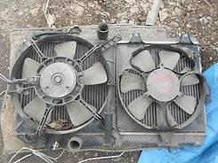 Система охлаждения. Daihatsu Pyzar, G301G