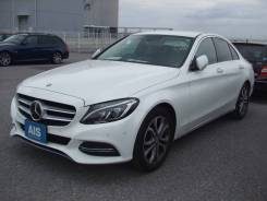 Mercedes-Benz C-Class. вариатор, задний, 2.0, бензин, 42 000 тыс. км, б/п. Под заказ