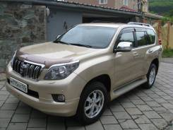 Toyota Land Cruiser Prado. автомат, 4wd, 4.0 (276 л.с.), бензин, 106 тыс. км