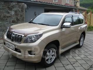 Toyota Land Cruiser Prado. автомат, 4wd, 4.0 (276 л.с.), бензин, 108 тыс. км