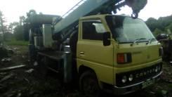 Mitsubishi Canter. с установкой Aichi D502, 3 300 куб. см., 1 500 кг.