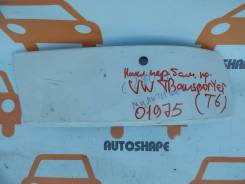 Накладка на бампер. Volkswagen Transporter