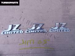 Эмблема. Suzuki Jimny, JB33W, JB43W Suzuki Jimny Wide, JB33W, JB43W Двигатели: G13B, M13A