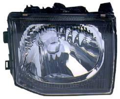 Mitsubishi Pajero 2 фара правая черная MR391876 паджеро 2