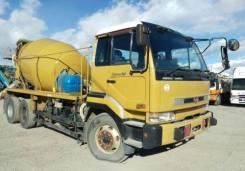 Nissan Diesel UD. Nissan UD Бетоносмеситель, 17 990 куб. см., 5,20куб. м. Под заказ