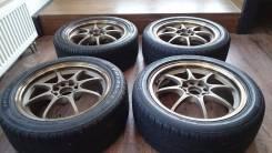 Volk Racing CE28n 15 4x100. 6.5x15 4x100.00 ET35 ЦО 73,0мм.
