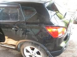 Щит опорный задний левый Nissan Qashqai