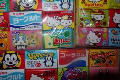 Жевательная резинка. Япония.