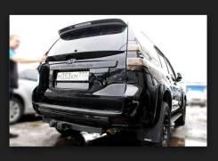 Спойлер. Toyota Land Cruiser Prado, TRJ150W, TRJ12, GRJ150W, GRJ150L, KDJ150L, GRJ151W Lexus GX460, URJ150 Двигатели: 1URFE, 2TRFE, 1GRFE, 1KDFTV