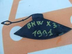 Заглушка бампера. BMW X6, E71, E72