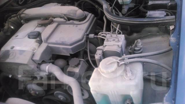 Mercedes-Benz E-Class. механика, передний, 2.0, бензин, нет птс
