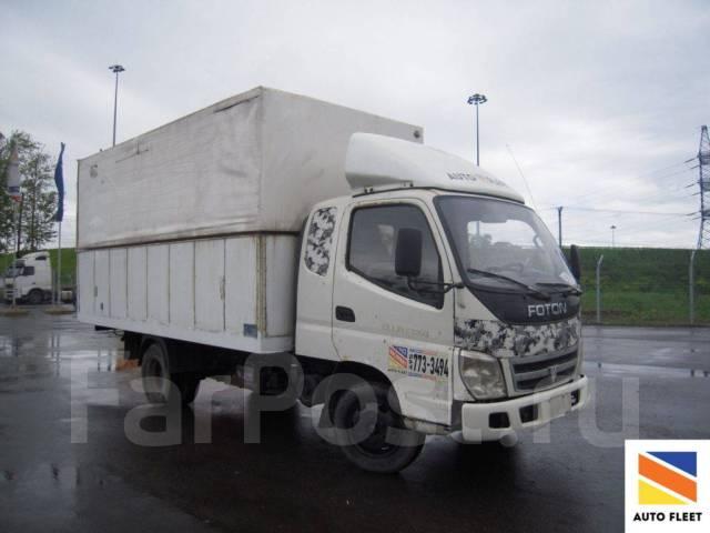 Foton Ollin. Грузовой фургон 3360, 3 990 куб. см., 2 625 кг.