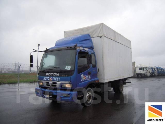 Foton Auman. III 135P грузовой фургон, 3 990 куб. см., 6 000 кг.