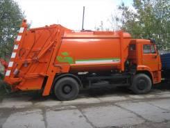 Рарз МК-4444-06. Мусоровоз МК-4544-06, 6 700куб. см.