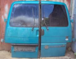 Наклейка. Volkswagen Caravelle