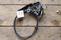 Тросик замка капота. Isuzu Bighorn, UBS69GW Двигатель 4JG2
