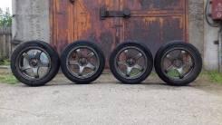 Автомобильные колеса. 7.0x16 5x100.00 ET4 ЦО 73,1мм.