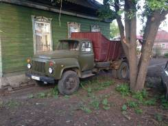 ГАЗ 53. Продам самосвал , 80 куб. см., 3 500 кг.
