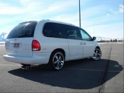 Фаркопы. Chrysler Voyager