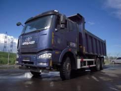 FAW J6 CA3250P66K2T1E4. Грузовой самосвал - Faw CA3250P66K2T1E4, 8 600 куб. см., 18 960 кг.