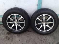 Dunlop Graspic DS2. Зимние, без шипов, износ: 20%, 2 шт. Под заказ