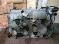 Радиатор кондиционера. Toyota Alphard, MNH15W, MNH15, MNH10 Двигатель 1MZFE