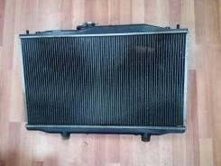 Радиатор охлаждения двигателя. Honda Accord, CL9 Двигатель K24A