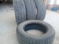 Bridgestone WT17. Зимние, шипованные, 2007 год, износ: 10%, 4 шт