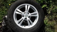 Колеса с дисками. 6.5x16 5x114.30 ET45 ЦО 60,1мм.