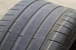 Michelin Pilot Super Sport. Летние, износ: 40%, 1 шт