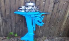 Ветерок. 8,00л.с., 2-тактный, бензиновый, нога S (381 мм), Год: 1970 год