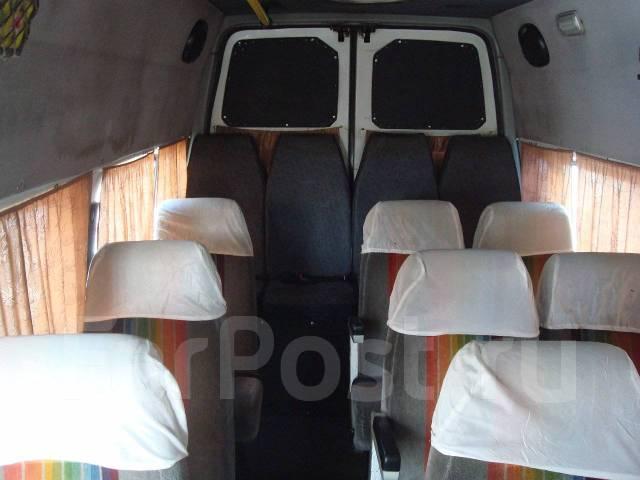 Ford Transit. Автобус Форд., 17 мест