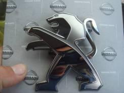 Эмблема. Peugeot 107