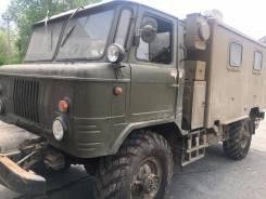 ГАЗ 66 Командный пункт. 4 800 куб. см.