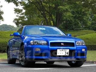 Губа. Nissan GT-R Nissan Skyline, HR34, BNR34, ENR34, ER34. Под заказ