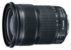 Объектив Canon EF 24-105mm f/3.5-5.6 IS STM во Владивостоке. Для Canon, диаметр фильтра 77 мм