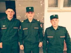 Военнослужащий по контракту. Средне-специальное образование, опыт работы 3 года