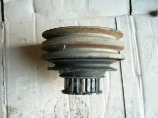 Шкив коленвала. Mazda Bongo, SSE8W, SSE8WE Двигатель FE