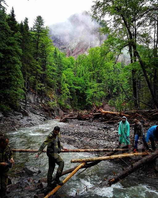 Водопад Чёрный шаман 10-16 сентября! Один из лучших туров от Хорус!