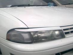 Накладка на фару. Toyota Carina, AT190, AT192, ST195, ST190, CT195, AT191, CT190 Двигатели: 4AFE, 5AFE, 3SFE, 4SFE, 2C, 7AFE