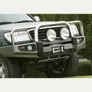 Силовые бампера. Toyota Land Cruiser, J100