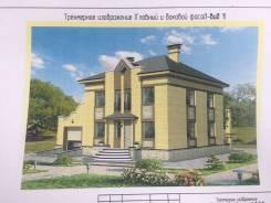 Продам проект индивидульного жилого дома (коттедж)