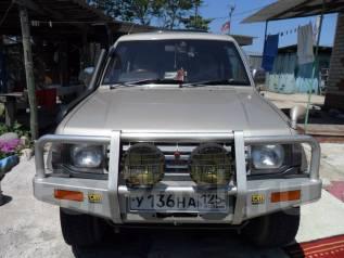 Mitsubishi Pajero. автомат, 2.5, дизель