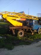 ГАЗ 3307. Автовышка 17 м. Ап-17 Газ 3307, 5 000 куб. см., 17 м.