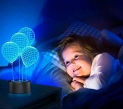 Игрушки-ночники, проекторы. Под заказ