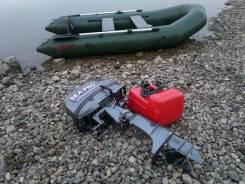 Sea-Pro. 5,00л.с., 2х тактный, бензин, нога S (381 мм), Год: 2014 год